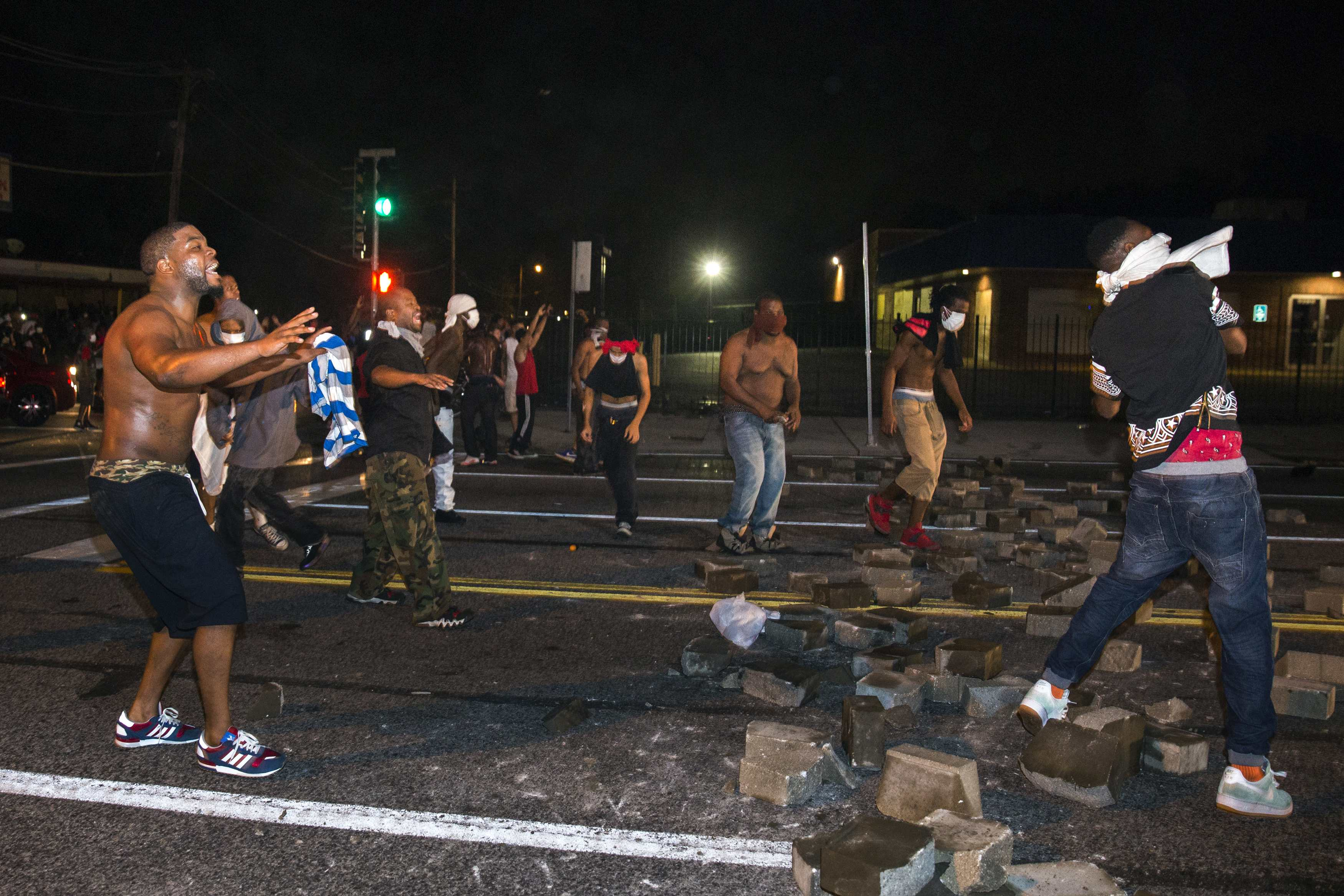 National Guard called in as chaos continues in Missouri town