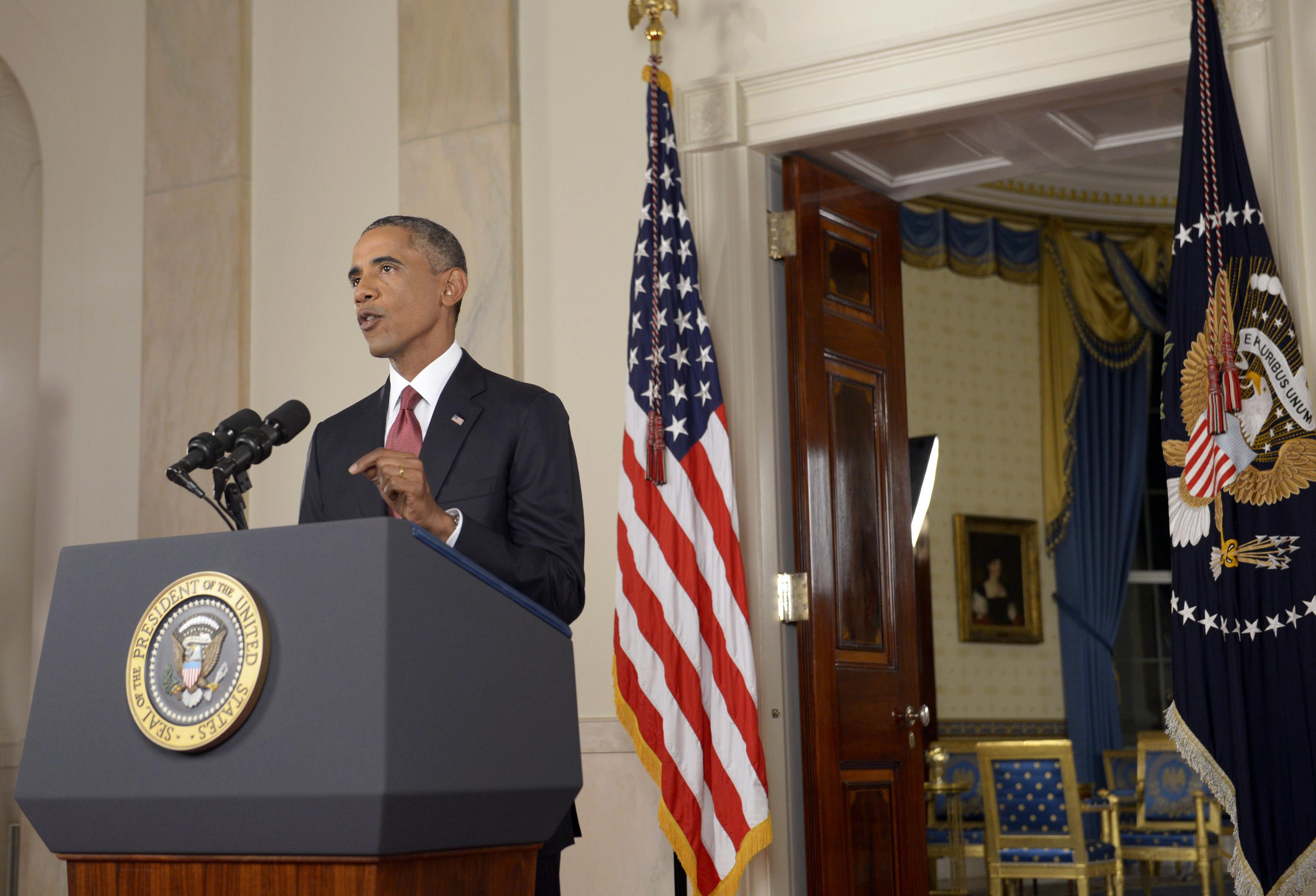 U.S. lawmakers embrace fight against Islamic State, some question Obama plan