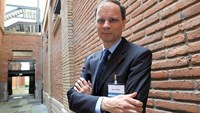A file picture taken on June 2008 in Toulouse, southwestern France, shows Jean Tirole. Photo credit: AFP