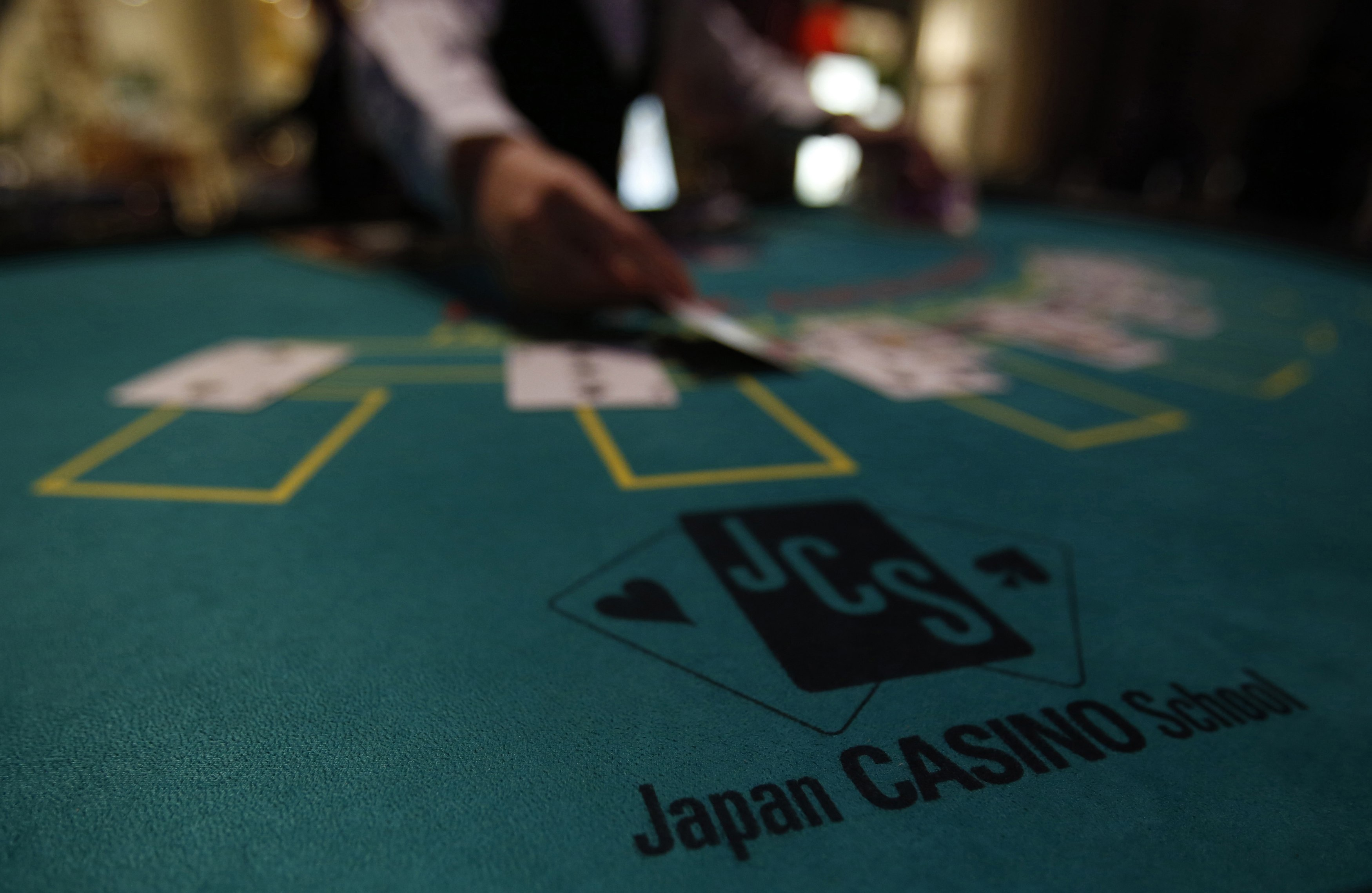 Japan lawmakers say open to limits on casinos in push for bill's passage