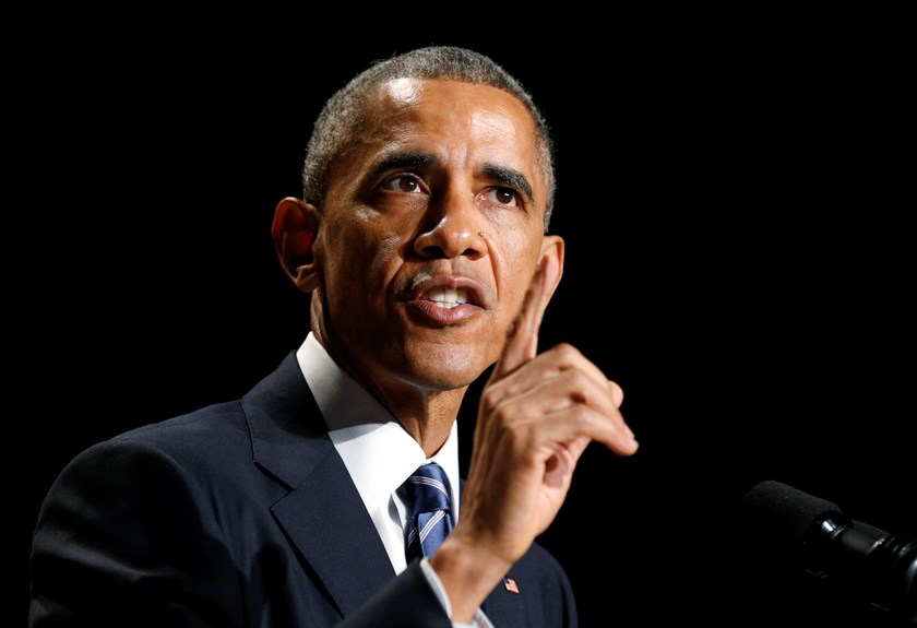 Obama: Islamic State conducting 'barbarism' in name of religion