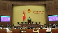 Vietnam parliament approves construction of huge hub airport