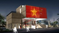 Japanese design selected for Vietnam's Hoang Sa museum
