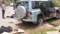 Car accident kills 3 police officers, 3 injured