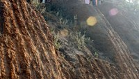 New road in central Vietnam leaves homeowners literally 'hanging'