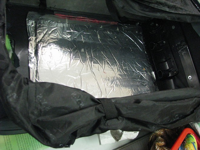 Thai man arrested in Vietnam for smuggling 5 kg cocaine