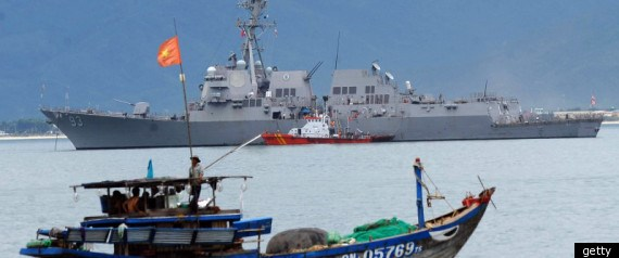 International voices: US should act unilaterally to protect the smaller nations in South China Sea