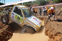 Off-road racers gather for regional competition in northern Vietnam