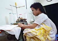 Vietnamese garments and bricks have been described by the US government since 2012 as goods produced by children and exploitative labor practices. File photo.
