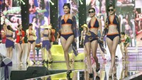 Bikini round eliminates first of Miss Ao Dai's finalists