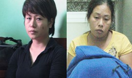 2 women arrested for trading meth in central Vietnam