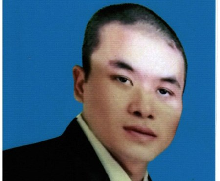 Nguyen Anh Tuan, 36, was arrested after shooting at his wife and three members of her family. Photo provided by the police