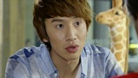 South Korean actor Lee Kwang-soo will visit Vietnam on January 23. File photo.