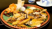 A finished dish of beggars' chicken, a popular dish in the southern Mekong Delta in Vietnam. Photo credit: Depplus