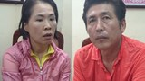 You You Yong, 53, and her accomplice Kang Yoon Yong, 56, are arrested by Vietnam police in May. Photo provided by the police.