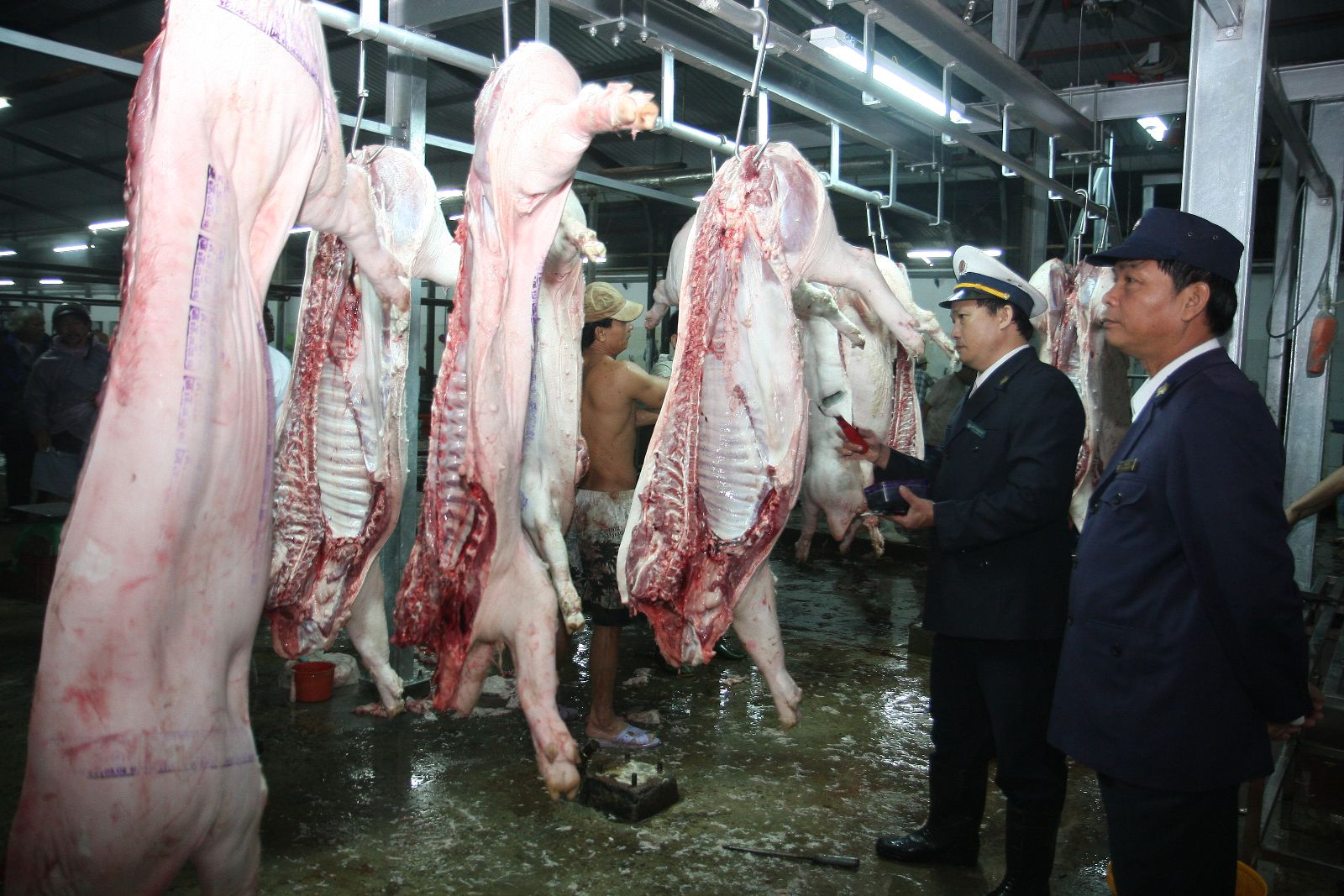World Bank supports Vietnam's food safety project