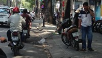 Policeman stabbed to death after midnight in Ho Chi Minh City