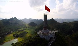 Vietnam, from north to south, via a flycam
