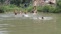 3 girls, aged 4 to 7, drown in central Vietnam pond