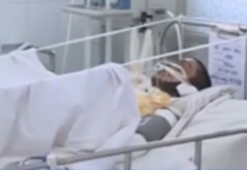 Vo Van Dau was in intensive care unit at Cho Ray Hospital in HCMC but succumbed to massive burns.
