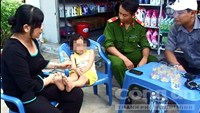 4-year-old girl escapes from kidnappers, finds her way home