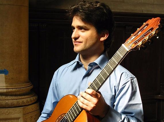 Cuban-American Rene Izquierdo will open the second International Guitar Festival in Ho Chi Minh City on Wednesday. Photo courtesy of Rene Inzquierdo