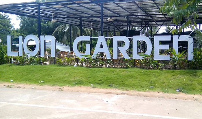 The Lion Garden beer club in Phu Quoc Island, Kien Giang Province. Photo: Dong Duong