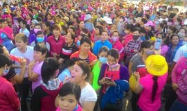 17,000 shoe factory workers strike in southern Vietnam