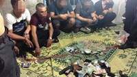 Police burst 100-member gambling ring in Quang Ninh