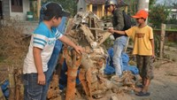 Possible piece of downed US warplane found in central Vietnam: report