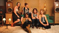 American music band Della Mae will take a tour to Vietnam starting April 23. Photo courtesy of the band.