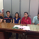Five suspects arrested in Ho Chi Minh City on Monday for falsifying papers and trafficking women. Photo: Mai Tram