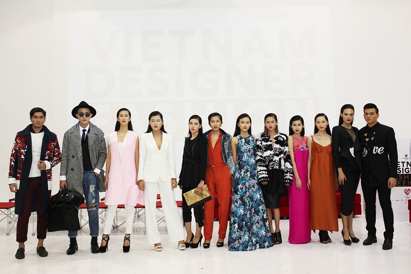 Some designs to be showcased in the Vietnam Designer Fashion Week 2016