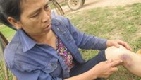 Land dispute prompts Vietnamese farmers to attack cops