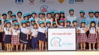 AIP foundation creates quality helmet exchange for Vietnamese students