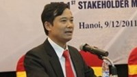 Tran Quoc Dong, deputy general director of Vietnam Railways