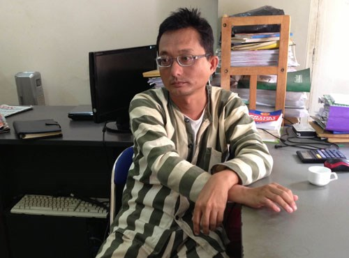 Ho Quang Hai has managed to become a medical lecturer with a forged certificate
