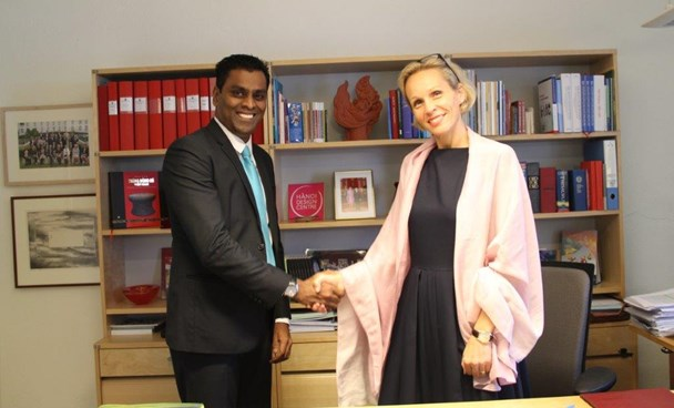 Swedish Embassy outsources visa services in Vietnam through