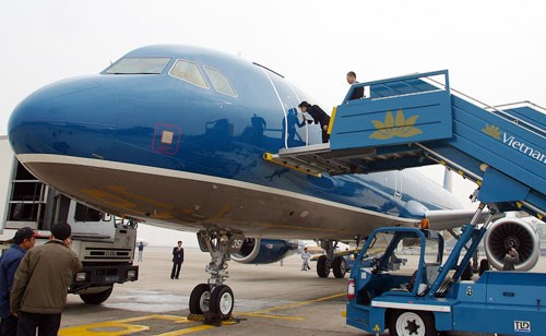 Vietnam Airlines has proposed a detailed privatization to the government. Photo: Ngoc Thang