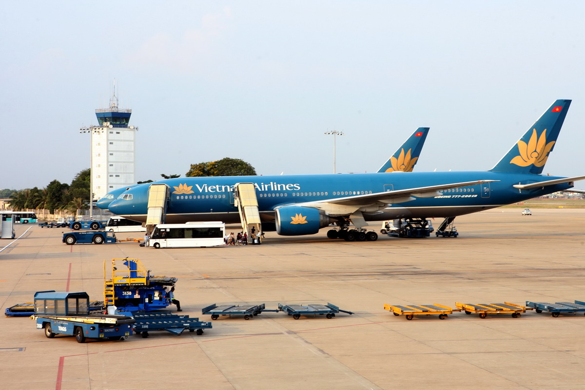 vietnam airlines launches new flights to japan 39 s haneda. Black Bedroom Furniture Sets. Home Design Ideas
