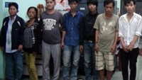 Crash-and-steal gang targeting foreigners busted in Vietnam metro