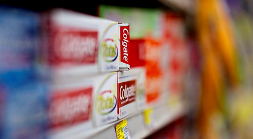 Colgate Palmolive's Total toothpaste. Photo: Bloomberg