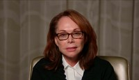 Shirley Sotloff, the mother of American journalist Steven Sotloff who is being held by Islamic rebels in Syria, makes a direct appeal to his captors to release him in this still image from a video released August 26. Photo credit: Reuters