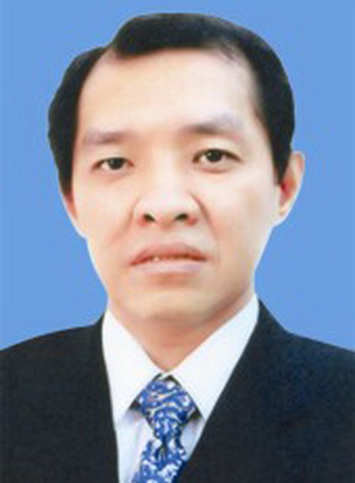 A portrait of Truong Vi Kien taken from the Ho Chi Minh City Department of Interior website.