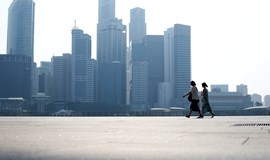 Singapore air pollution slips into unhealthy level