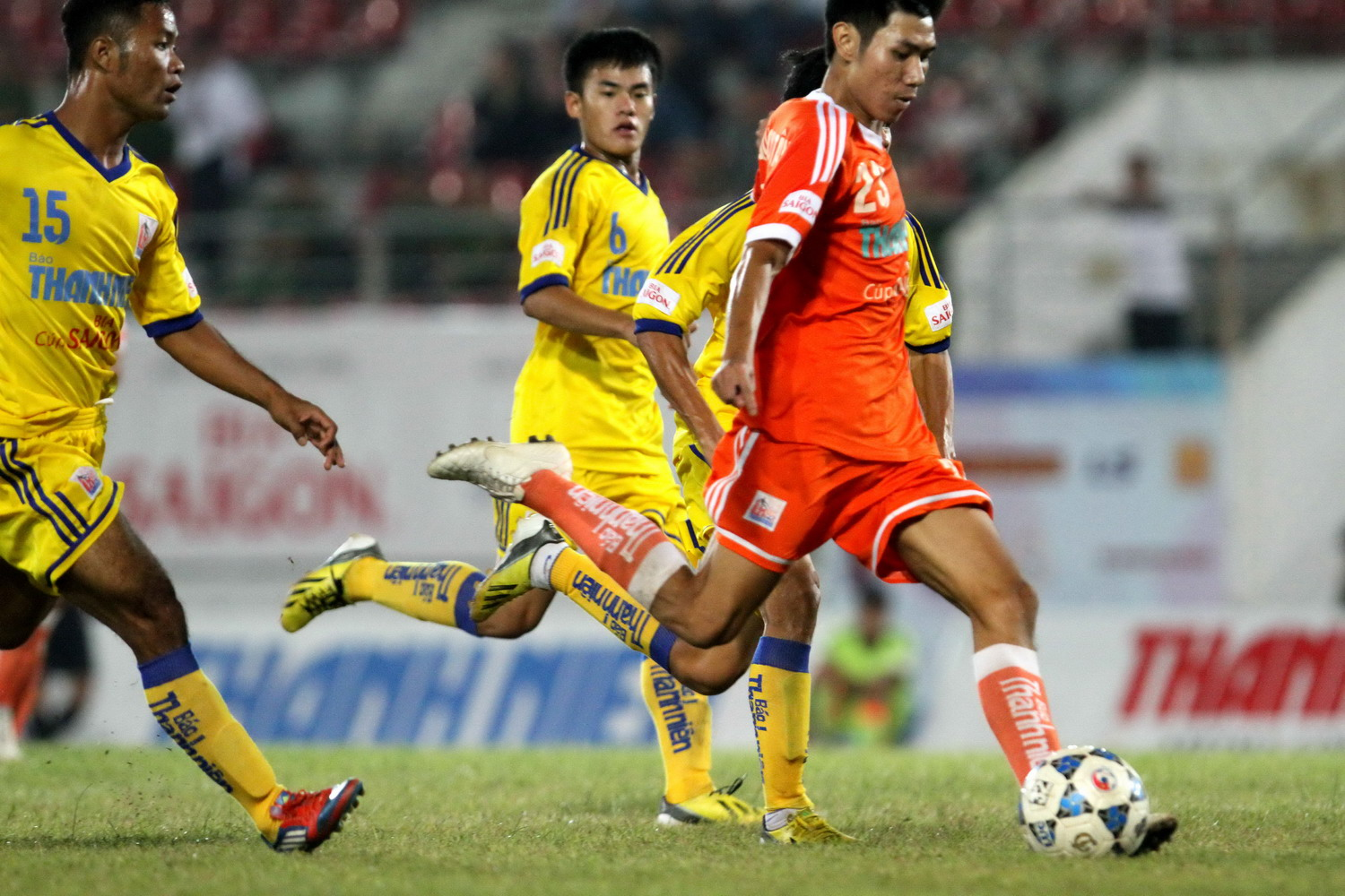 Vietnam's U21 football championships to kick off in Can Tho