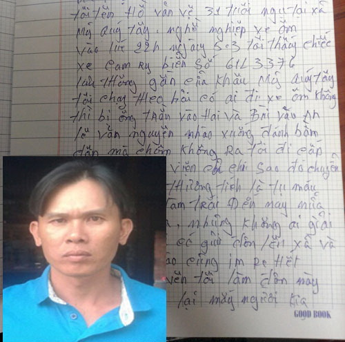 Frustrated by red tape, Vietnam man files petition for revenge