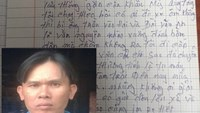 Ho Van Ve and his petition for the right to assault the men who attacked him in March. Photo: Le Van