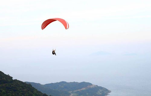 Vietnam Paragliding Open to launch in Hoa Binh Province
