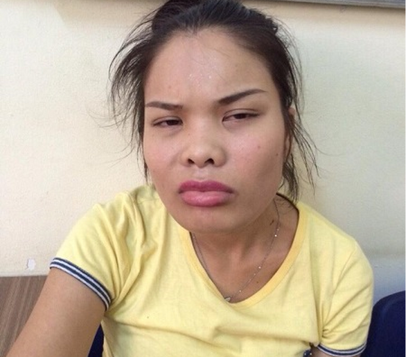 Nguyen Thi Thuy Linh, a 24-year-old sex worker in Ho Chi Minh City, has been accused of killing her client.